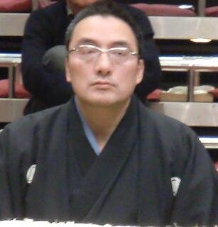 Terao Tsunefumi Sumo wrestler