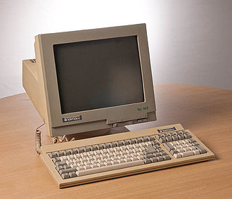 TeleVideo - A TeleVideo 965 terminal