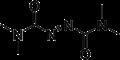 Tetramethylazodicarboxamide.png