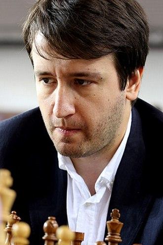 Teimour Radjabov - Radjabov at the 2018 Chess Olympiad