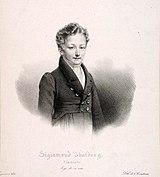 Sigismond Thalberg, 1826. (Source: Wikimedia)