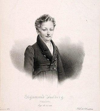 Sigismond Thalberg - Sigismond Thalberg, 1826.