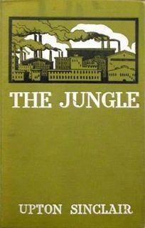 <i>The Jungle</i> Novel by Upton Sinclair