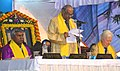 The Chairman, Prime Minister's Advisory Council and President of ISI, Dr. C. Rangarajan addressing at the 47th Convocation of Indian Statistical Institute (ISI), in Kolkata on January 09, 2013,.jpg