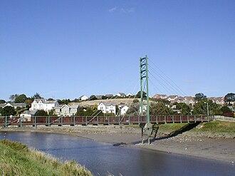Wadebridge - The Challenge Bridge