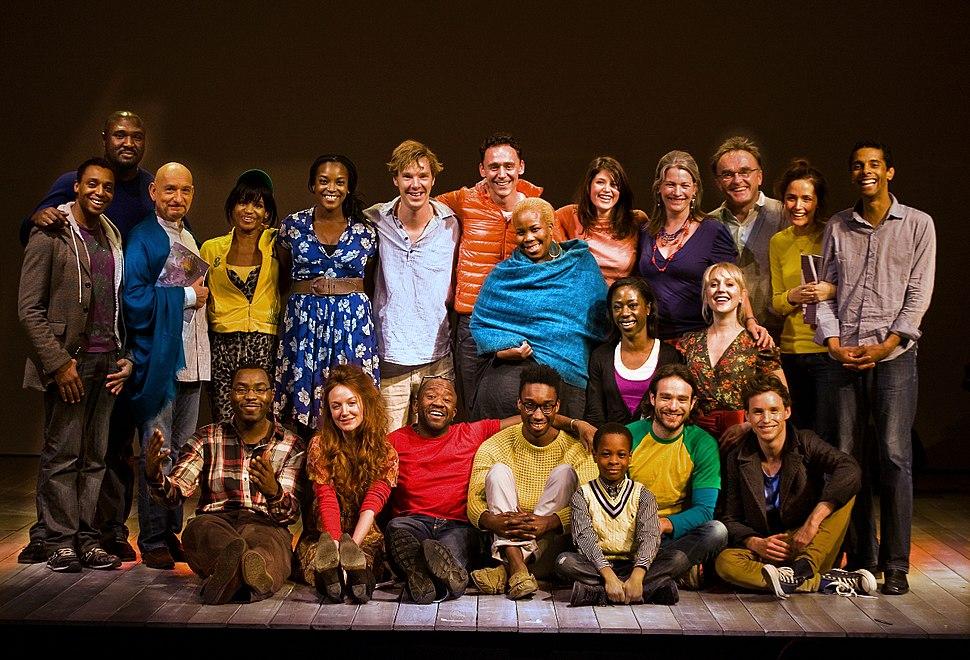 The Children's Monologues cast (2010)
