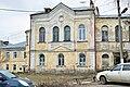 The Church of Alexander Nevsky and Alexander Svirsky at the Spiritual School. XIX c. Partial north facade. (46011389342).jpg