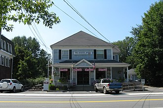 Plympton, Massachusetts - The Country Store, which is now closed