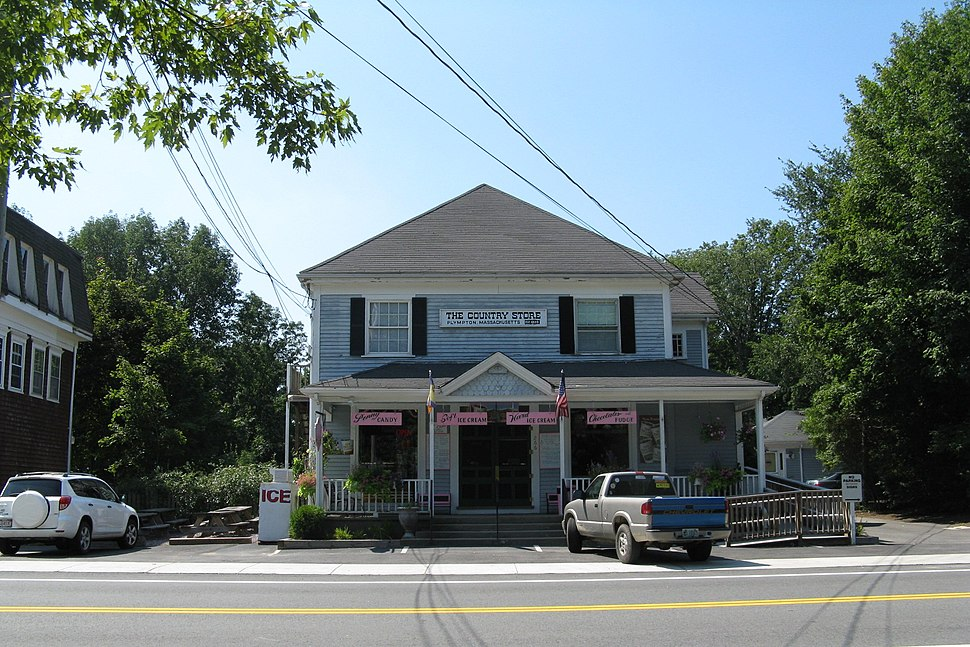 The Country Store, which is now closed