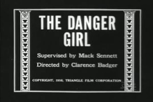 File:The Danger Girl (1916).webm