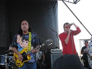 The Dickies American punk rock band