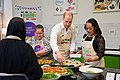 The Duke and Duchess Cambridge at Commonwealth Big Lunch on 22 March 2018 - 134.jpg