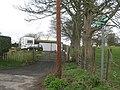 The Elham Valley Way junction on Conygham Lane - geograph.org.uk - 1776541.jpg