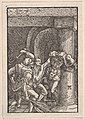 The Flagellation of Christ, from The Fall and Salvation of Mankind Through the Life and Passion of Christ MET DP832972.jpg