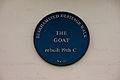 The Goat blue plaque.jpg