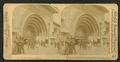 The Golden Gate of the Transportation building, World's Fair, Chicago, U.S.A, by Strohmeyer & Wyman.png