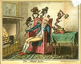 The Headache (caricature) RMG PW3879.jpg