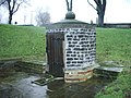 The Holy Well at St Mary the Virgin, Thornton-in-Craven - geograph.org.uk - 623670.jpg