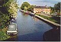 The Kennet and Avon Canal at Pewsey Wharf. - geograph.org.uk - 187177.jpg