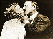 Foto de la escena el Der Kuss (1929) (el beso)