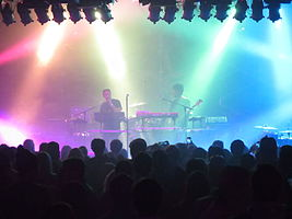 The Knocks @ Concord, Chicago 11-1-2014 (15141779514).jpg