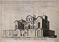 The Middlesex Hospital; seen from the south-east. Engraving Wellcome V0013599.jpg