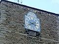 The Parish Church of St Oswald, Leathley, Clock - geograph.org.uk - 723357.jpg