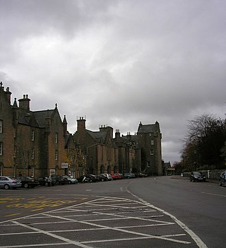 Sutherland - The Royal Burgh of Dornoch