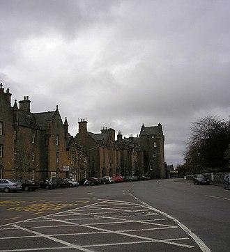 Sutherland - The Royal Burgh of Dornoch
