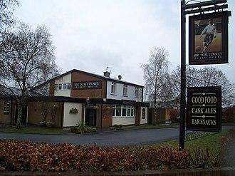 Tom Finney - The Sir Tom Finney, a pub in Penwortham, near Preston