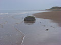 The beach at Crosscanonby - geograph.org.uk - 788594.jpg
