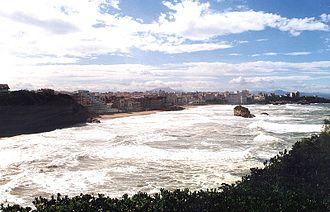 Biarritz - The Cape of Biarritz.