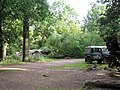 The dangerous tree trunk was brought down - geograph.org.uk - 1485415.jpg