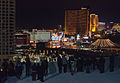 The last moments of 2012, Hilton Grand Vacations, Las Vegas Strip (8345381890).jpg