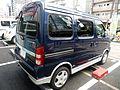 The rearview of Suzuki EVERY Landy XL (DA32W).JPG