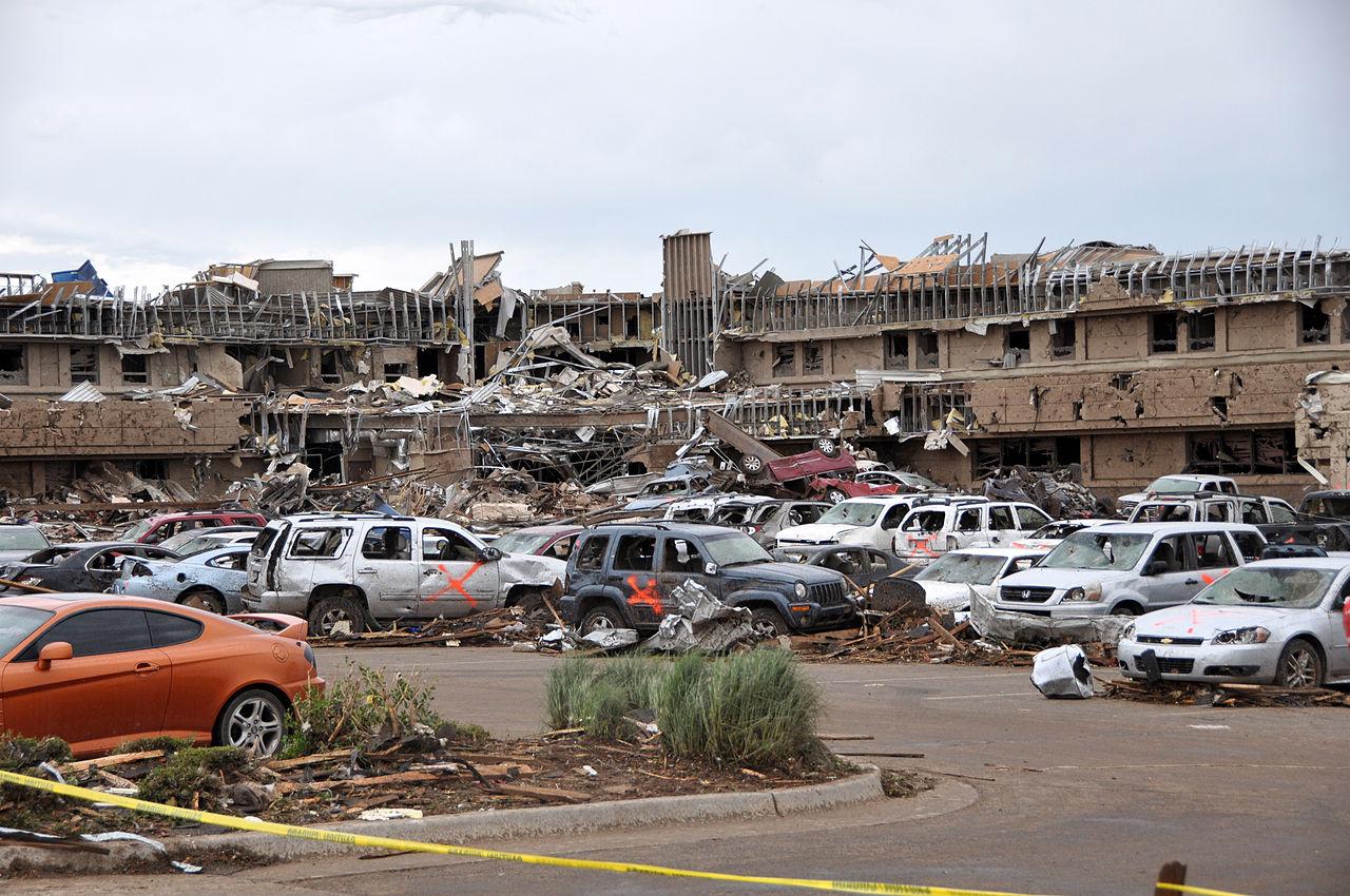 hospital tornado