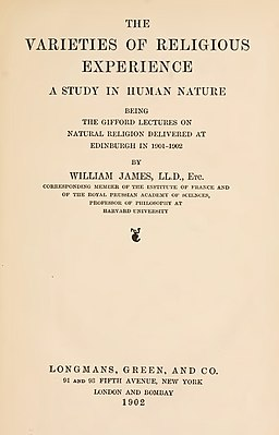The varieties of religious experience, a study in human nature - frontcover.jpg