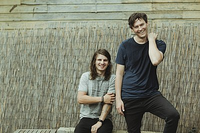 Picture of a band or musician: The Front Bottoms