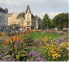 Thionville wikipedia wolna encyklopedia for Haute kontz moselle