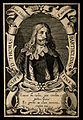 Thomas Bartholin. Line engraving by J. Georgi, 1644. Wellcome V0000378.jpg