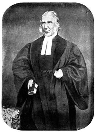 Thomas Burns (minister) - Thomas Burns