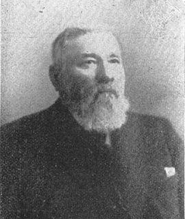 Thomas E. Ricks (Mormon) American Mormon leader