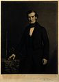 Thomas Graham. Mezzotint by J. Faed after J. Graham Gilbert. Wellcome V0002358.jpg
