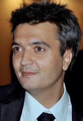 Thomas Langmann - Langmann at the César Awards 2012