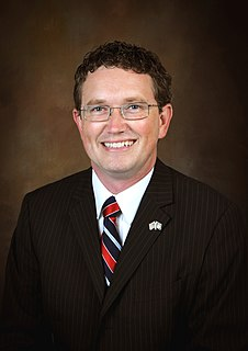 Thomas Massie American businessman and politician