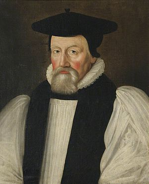 Thomas Morton (bishop) - Image: Thomas Morton portrait