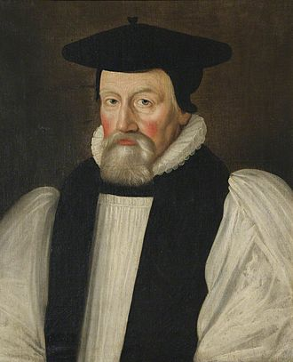 Bishop of Lichfield - Image: Thomas Morton portrait