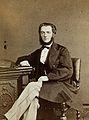 Thomas Spencer Cobbold. Photograph by Ernest Edwards, 1868. Wellcome V0028440.jpg