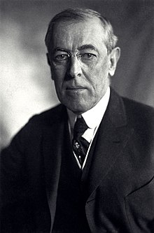 Image illustrative de l'article Woodrow Wilson