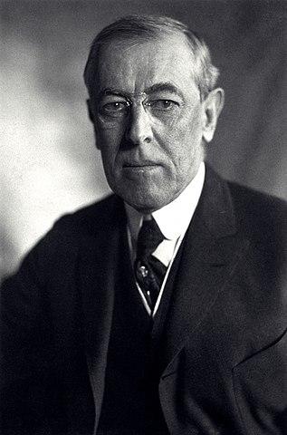 Foto des Autoren Thomas Woodrow Wilson